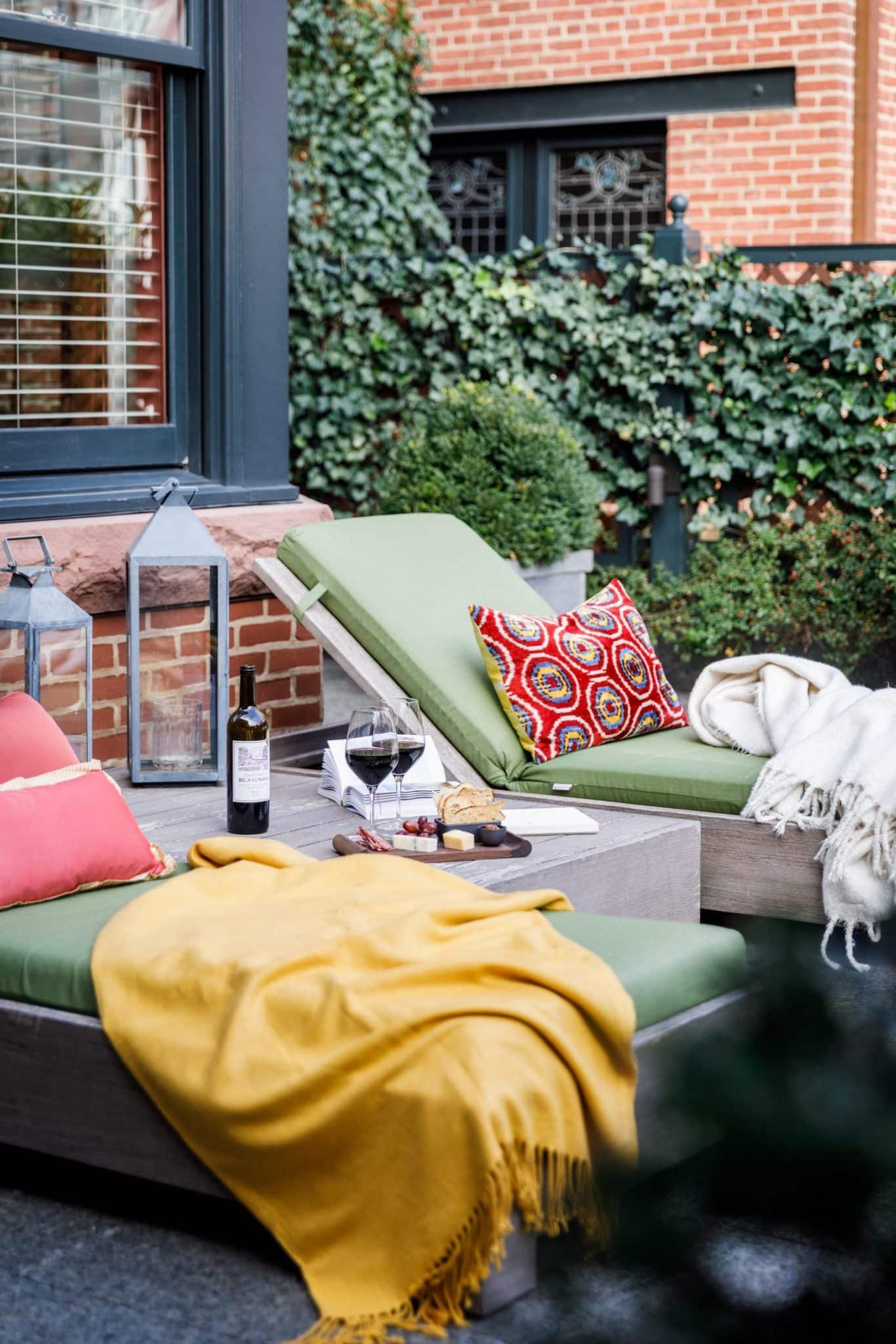 Suite 1 terrace