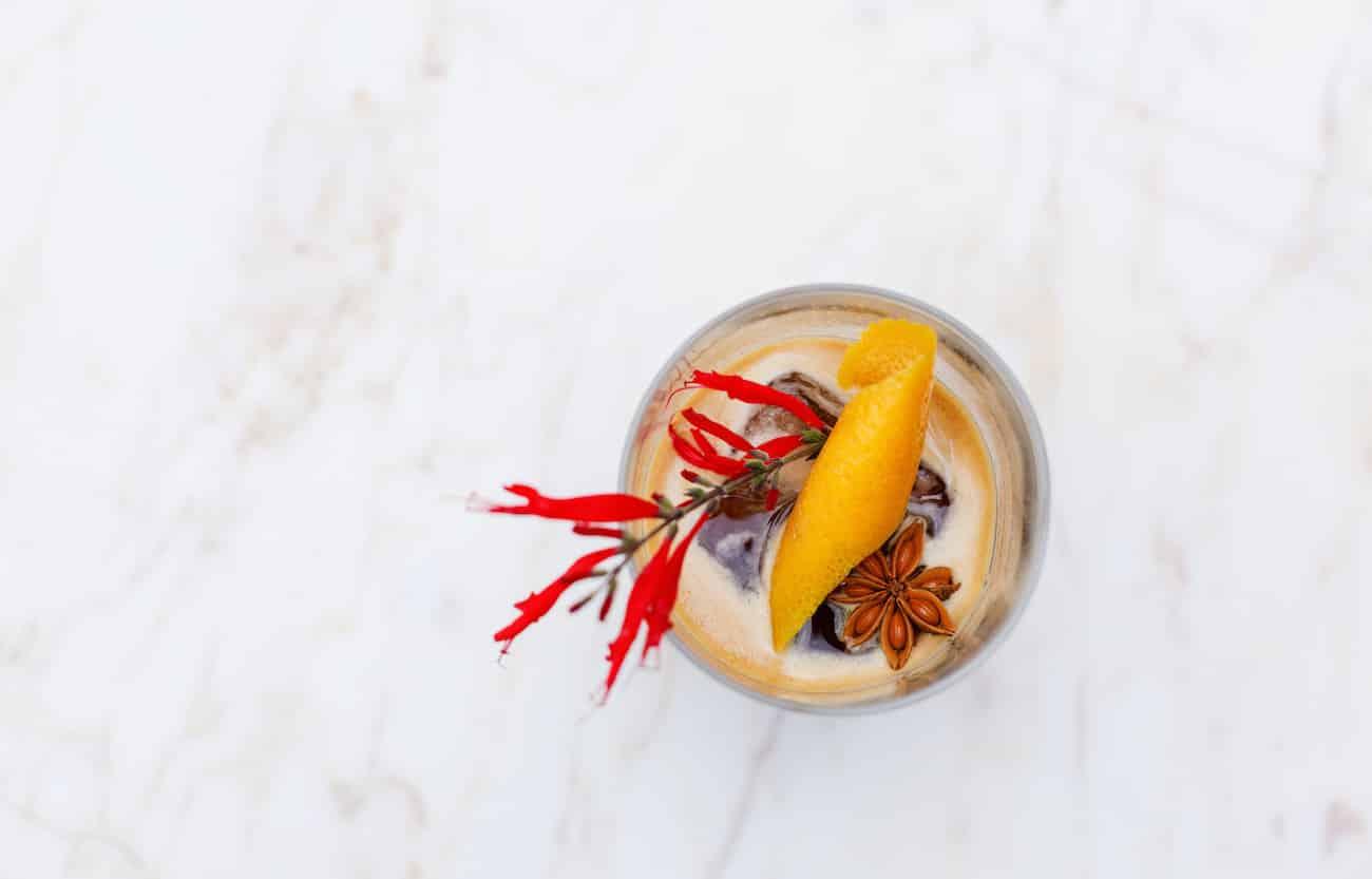 Cocktail at Magdalena