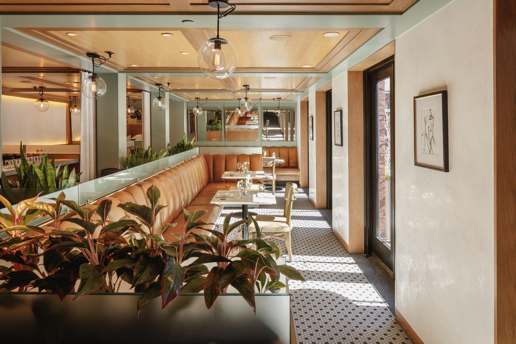 Garden Room at Magdalena Restaurant