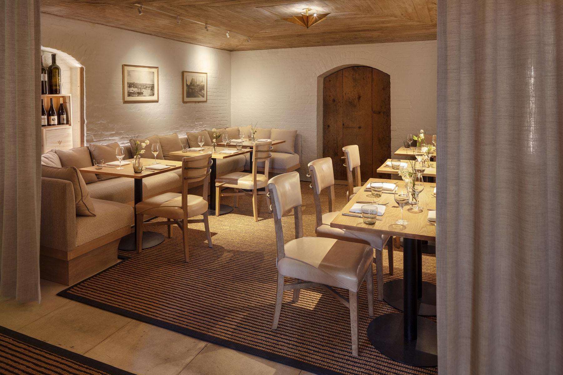 Tasting Room at Magdalena Restaurant