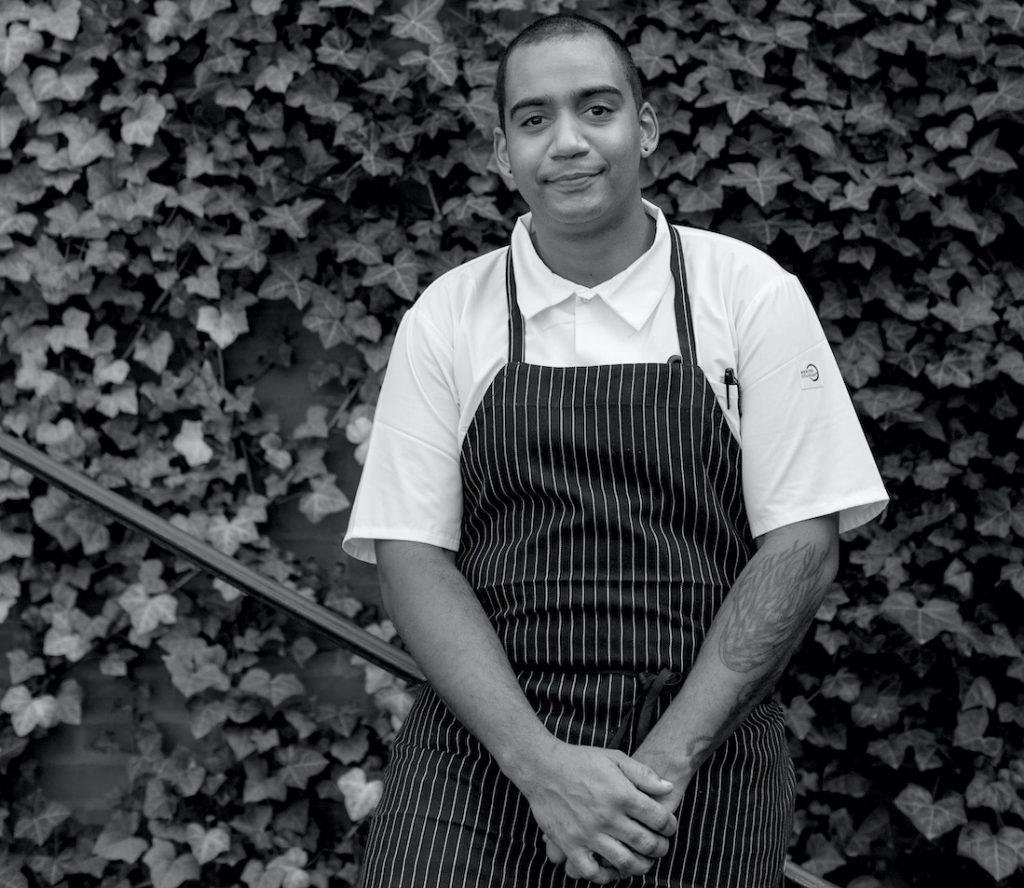 Chef Scott Bacons